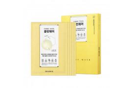 [STEADY:D_45% SALE] Fabric Mask - 1pack (5pcs) No.Clean Wear Air Gauze