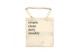[STEADY:D_Sample] Eco Bag Sample - 1pcs