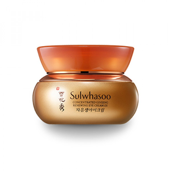 [Sulwhasoo_45% SALE] Concentrated Ginseng Renewing Eye Cream EX - 20ml