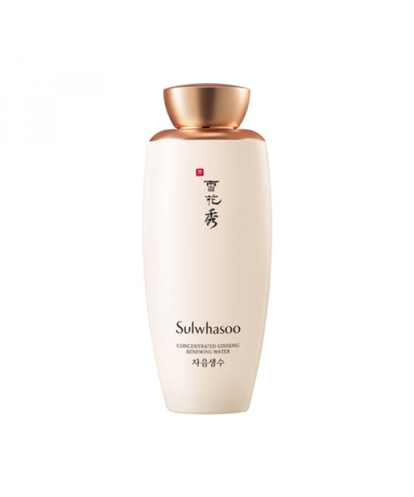 [Sulwhasoo] Concentrated Ginseng Renewing Water - 125ml