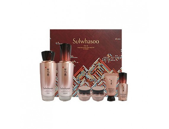 [Sulwhasoo] Timetreasure Invigorating Set - 1pack (6items)