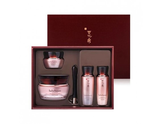 [Sulwhasoo] Timetreasure Invigorating Eye Cream Set - 1pack (4items)