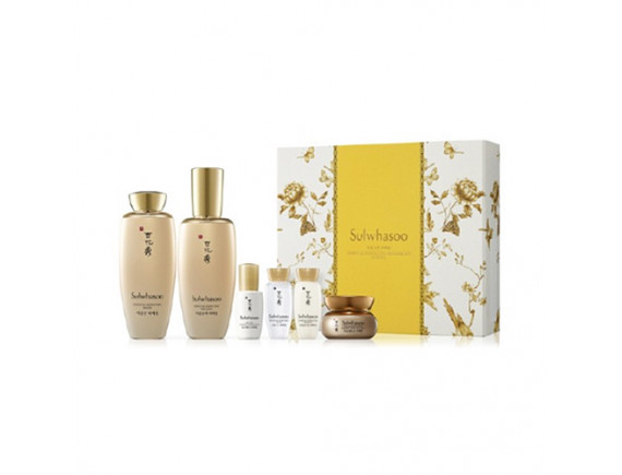 [Sulwhasoo] Essential Perfecting Skincare Set - 1pack (6items)