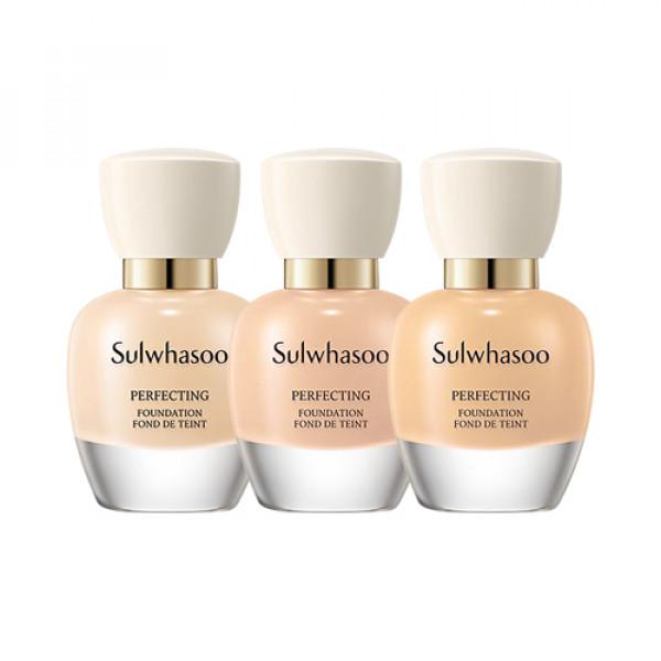 [Sulwhasoo] Perfecting Foundation - 35ml (SPF17 PA+)