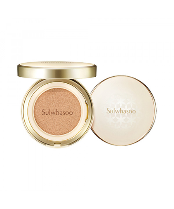 [Sulwhasoo] Perfecting Cushion (2020) - 1pack (15g+Refill) (SPF50+ PA+++)