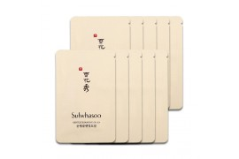 [Sulwhasoo_Sample] Gentle Cleansing Oil EX Samples - 10pcs