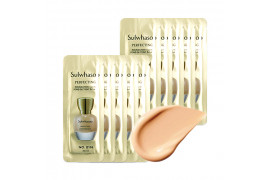 [Sulwhasoo_Sample] Perfecting Foundation Glow Samples - 10pcs (SPF17 PA+) No.21N Beige