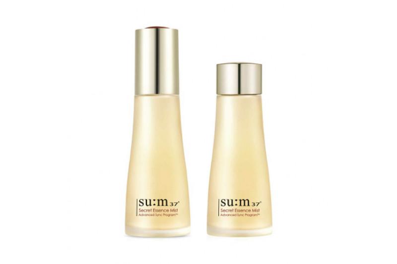 [Sum37] Secret Essence Mist - 1pack (60ml x 2pcs)