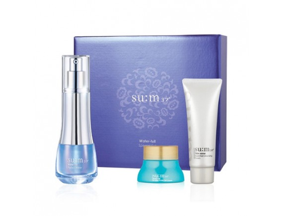 [Sum37] Water Full Perfect Primer Set - 1pack (3items)