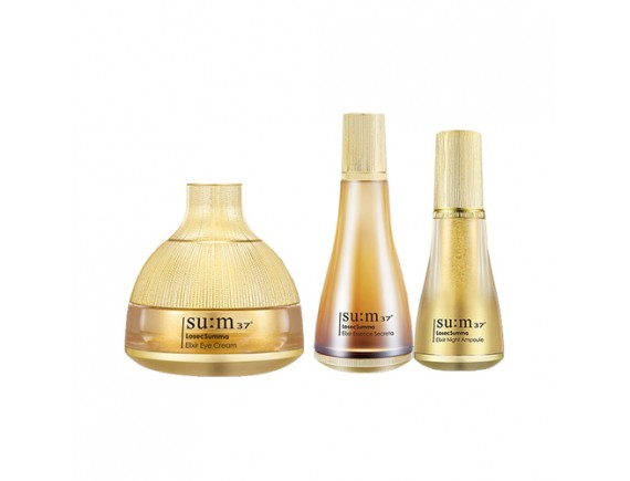 [Sum37] LosecSumma Anti Aging Special Set - 1pack (3items)