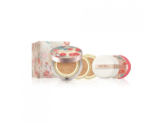 [Sum37] Secret Essence Cushion 01 Tropical Edition - 1pack (2items)