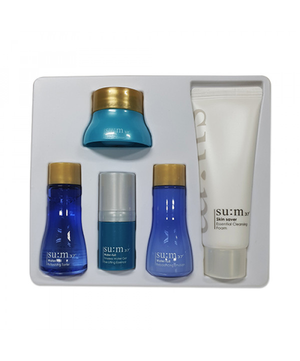 [Sum37_Sample] Water Full Special Gift Samples - 1pack (5items)