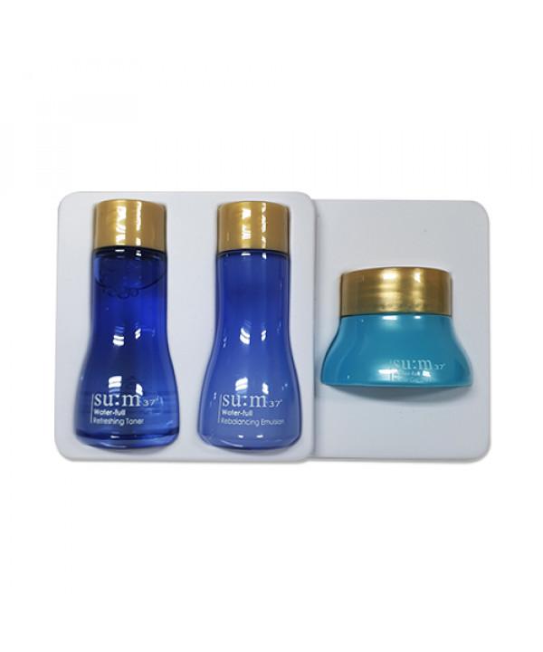 [Sum37_Sample] Water Full Special Gift Samples - 1pack (3items)