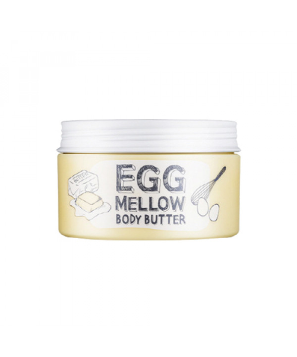[TOO COOL FOR SCHOOL] Egg Mellow Body Butter - 200g