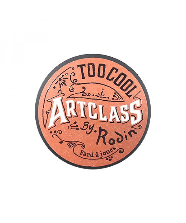 W-[TOO COOL FOR SCHOOL] Artclass By Rodin Blusher - 9g No.De Ginger x 10ea