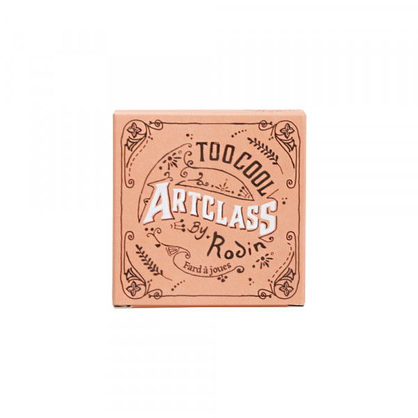 [TOO COOL FOR SCHOOL] Artclass By Rodin Blusher - 9.5g No.De Peche