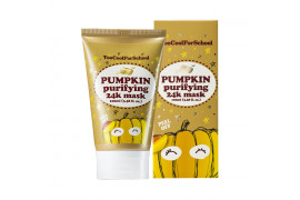 [TOO COOL FOR SCHOOL] Pumpkin Purifying 24K Mask - 100ml