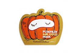 [TOO COOL FOR SCHOOL_LIMITED] Pumpkin 24k Gold Mask - 1pcs ( EXP 2020.12.20 )