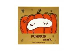 [TOO COOL FOR SCHOOL] Pumpkin 24k Gold Mask Set - 1pack (10pcs) ( EXP 2020.12.20 )