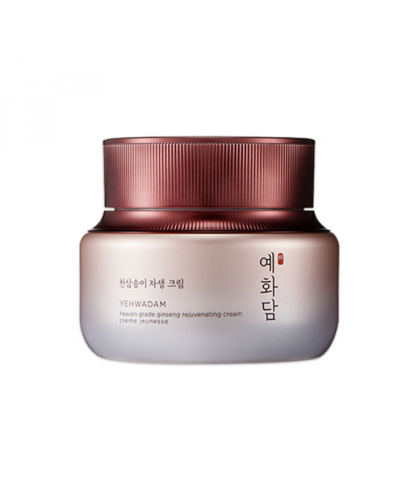 [THE FACE SHOP] Yehwadam Heaven Grade Ginseng Rejuvenating Cream - 50ml