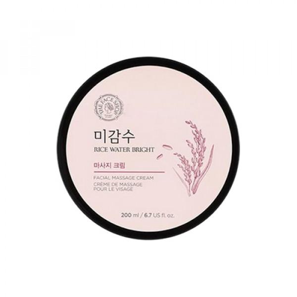 [THE FACE SHOP] Rice Water Bright Facial Massage Cream - 200ml