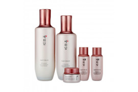 W-[THE FACE SHOP] Yehwadam Heaven Grade Ginseng Special Gift Set - 1pack (5items) x 10ea