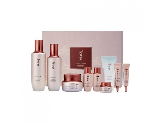 [THE FACE SHOP] Yehwadam Heaven Grade Ginseng Premium Gift Set - 1pack (9items)