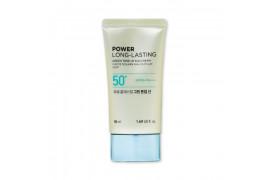 [THE FACE SHOP_50% SALE] Power Long Lasting Green Tone Up Sun Cream - 50ml (SPF50+ PA++++)
