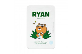 [THE FACE SHOP_50% SALE] Ryan Soothing Jelly Mask Moisturizing - 1pcs