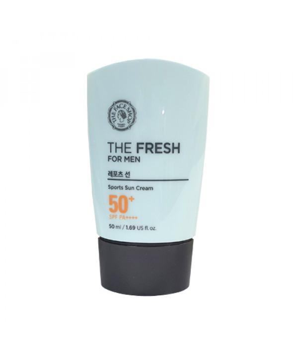 [THE FACE SHOP] The Fresh For Men Sports Sun Cream - 50ml (SPF50+ PA++++)