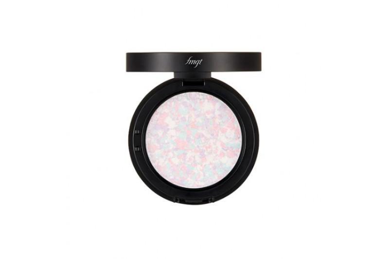 [THE FACE SHOP] Marble Beam Highlighter - 7g No.Love Aurora