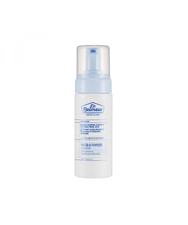 [THE FACE SHOP] Dr.Belmeur Amino Clear Bubble Foaming Cleanser - 150ml