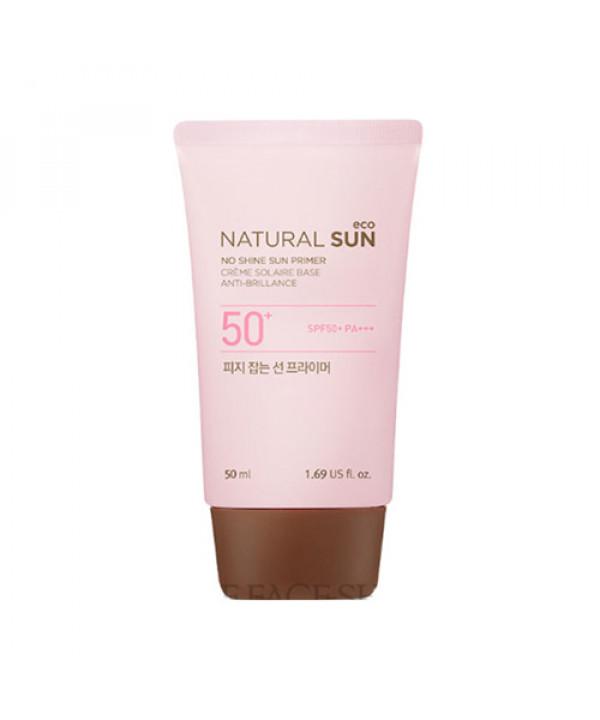 [THE FACE SHOP] No Shine Sun Primer - 50ml (SPF50+ PA+++)