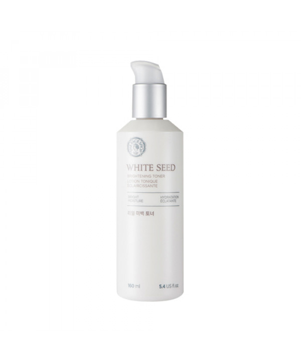 [THE FACE SHOP] White Seed Brightening Toner - 160ml