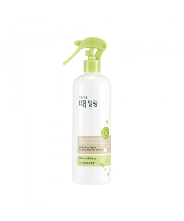 [THE FACE SHOP] Smooth Body Peel - 500ml