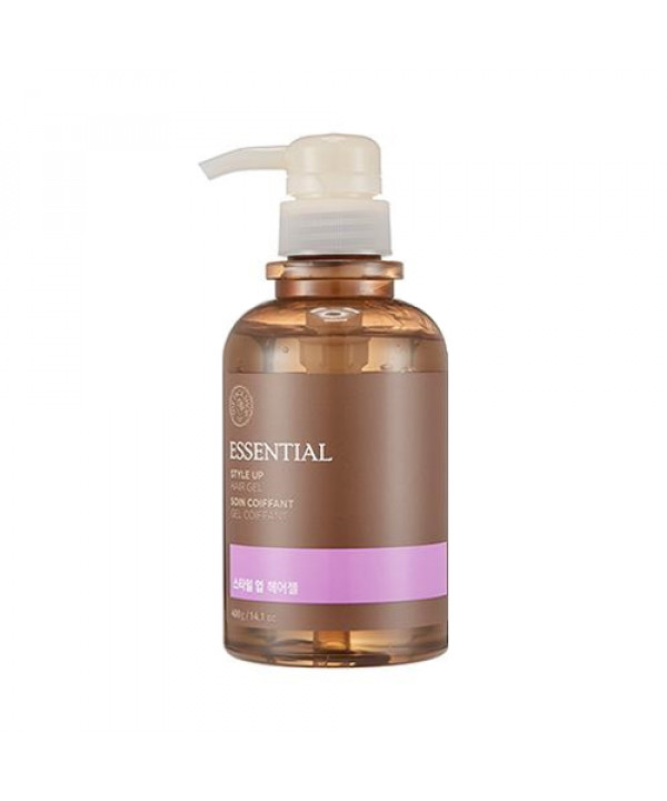 [THE FACE SHOP] Essential Style Up Hair Gel - 400g