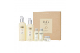 [THE FACE SHOP] Mango Seed Skincare Set - 1pack (5items)