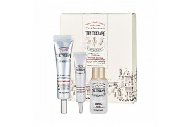 [THE FACE SHOP] The Therapy Secret Made Anti Aging Eye Treatment Special Gift Set - 1pack (3items)