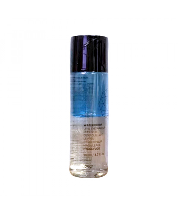 [THE FACE SHOP] Waterproof Lip & Eye Make Up Remover - 110ml