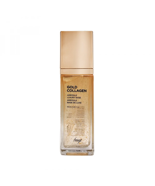 [THE FACE SHOP] Gold Collagen Ampoule Luxury Base - 40ml