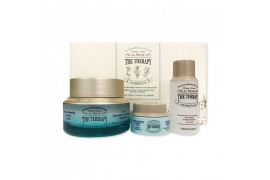 W-[THE FACE SHOP] The Therapy Moisture Blending Formula Cream Special Set - 1pack (3items) x 10ea
