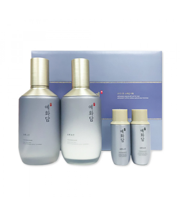 [THE FACE SHOP_50% SALE] Yehwadam For Men Special Gift Set (2020) - 1pack (4items)