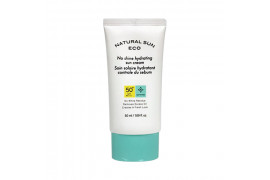 [THE FACE SHOP] Natural Sun Eco No Shine Hydrating Sun Cream (2020) - 50ml (SPF50+ PA+++)