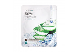 [THE FACE SHOP] Jeju Aloe Fresh Icy Soothing Face Mask - 1pcs