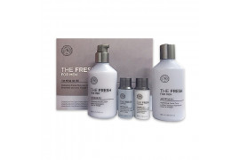 [THE FACE SHOP] The Fresh For Men Hydrating Facial Skincare Set (2020) - 1pack (4items)