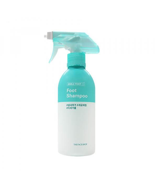 [THE FACE SHOP] Smile Foot Shampoo - 385ml