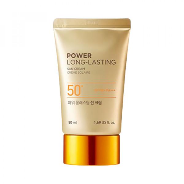 [THE FACE SHOP] Power Long Lasting Sun Cream - 50ml (SPF50+ PA+++)