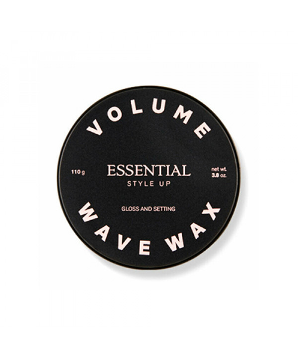 [THE FACE SHOP] Essential Style Up Volume Wave Wax - 110g
