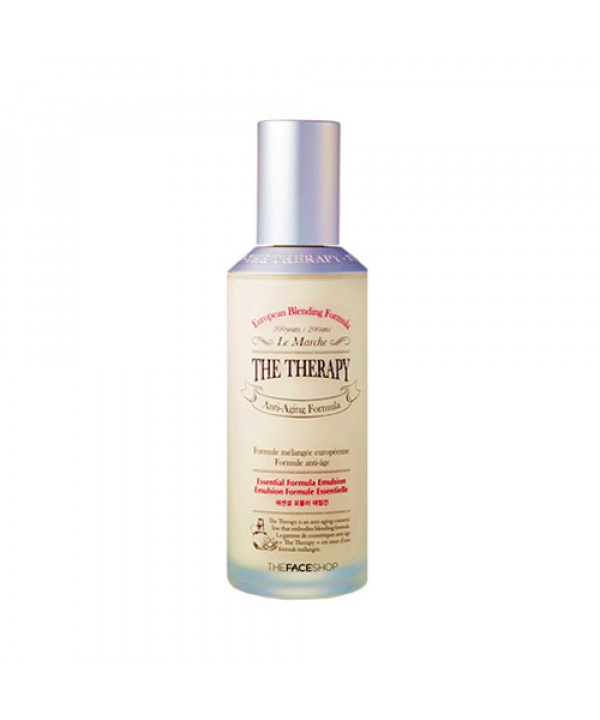 [THE FACE SHOP] The Therapy Essential Formula Emulsion - 130ml