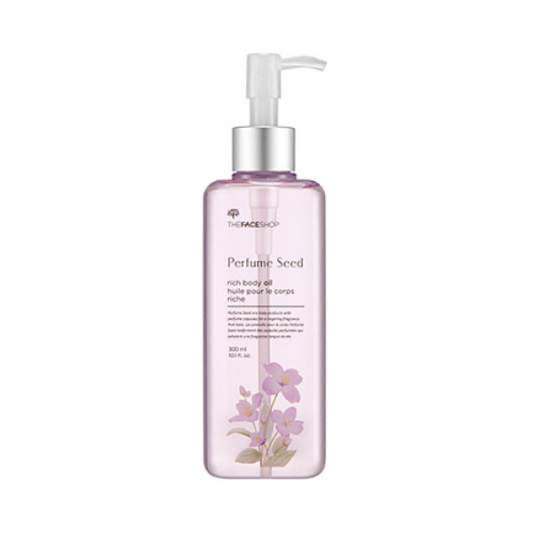 [THE FACE SHOP] Perfume Seed Rich Body Oil - 225ml